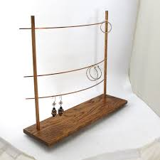 Earring Display Stand Diy Necklace And Earring Display Stands 100 Unique Earring Display 3