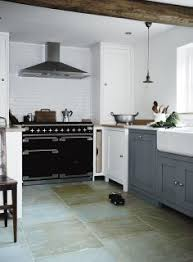 Very nice non fitted kitchen good colours too Darcy Kitchen
