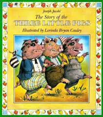 joseph jacobs the story of the three little pigs