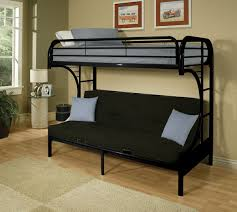 Bunk Bed With Futon Bottom | Griffin\u0027s room | Pinterest | Bunk bed ...