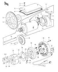 Parts diagram clutch ponents diagram kz1000 clutch diagram
