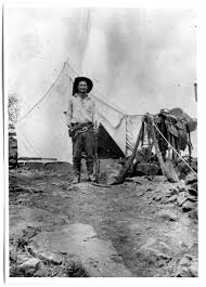 High Lonesome Camp of Lee Trimble - The Portal to Texas History
