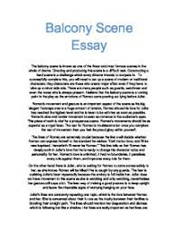 directing the balcony scene from romeo and juliet gcse english  page 1 zoom in
