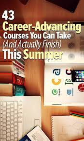 best ideas about career options psychology 43 career advancing courses you can take and actually finish this summer
