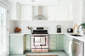white kitchen. (Image Credit: Alexis Joseph) White Kitchen S