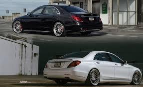 ADV.1 | Who Wore it Better?? | Mercedes S550 vs. S63 Sedan - ADV.1 ...