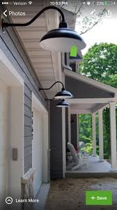 modern exterior lighting. Classic Black RLM Lights Offer A Neutral Outdoor Lighting Solution On This Traditional Country Home. Love The Colors And Lights. Modern Exterior