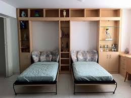cool murphy bed designs. Photo 3 Of 6 Bedroom Cool Murphy Bed Design For Astonishing Interior Beds Nyc And Maple Wood (attractive Designs B
