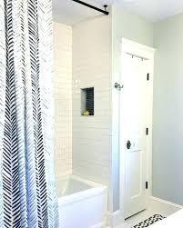 square shower curtain rail ceiling croydex square shower curtain rail