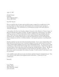 Cover Letter Cover Letter For Teacher Application Sample Cover