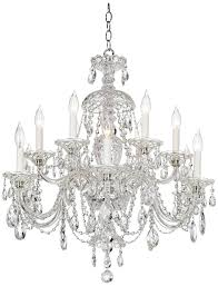 orb crystal rococo chandelier best crystal chandeliers ideas on elegant ideas 16