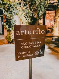 RESENHADELES: O QUE ACHAMOS DO ARTURITO, RESTAURANTE DE PAOLA CAROSELLA EM  SÃO PAULO