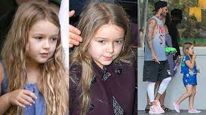 David Beckham's Daughter ☆ 2018 - YouTube