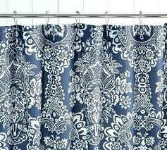 pottery barn madras shower curtain mermaid shower curtain pottery barn shower ideas swinging shower curtain pottery