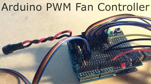 diy arduino pwm pc fan controller part 1 prototype 0000