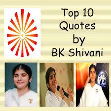 Top 40 BK Sister Shivani Quotes In Hindi And English Beauteous Love You Sis Hawa