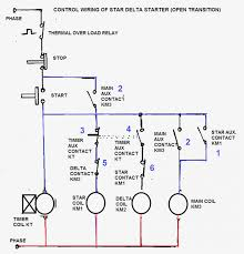 star delta starter control wiring diagram pdf search for