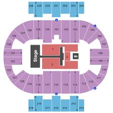 Pensacola Bay Center Seating Chart Pensacola Bay Center Tickets Pensacola Fl Ticketsmarter