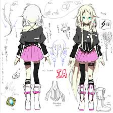 anime character design sheet. Plain Anime IA  Download Image To Anime Character Design Sheet L