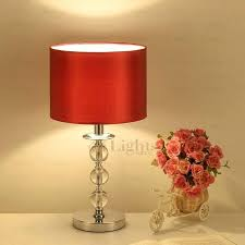 red lamp shade bq