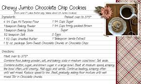Recipe Cards Made Easy Scrapaneers