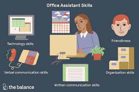 List Of Skills For Employment Office Assistant Skills List With Examples