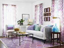 Purple Living Room Dark Purple Living Room Red Wooden Table Feat Table Lamp Ideas
