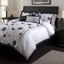 black white and green comforter sets black and white comforter sets solid black comforter