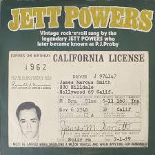 Jett Powers - California License (1970, Vinyl) | Discogs