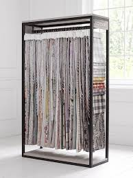 awesome hangers for curtains ideas with fabric display hangers google search showroom display ideas