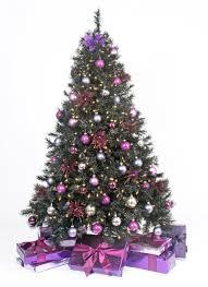 purple christmas tree decorating ideas | Decorating A Black Christmas Tree,  Black Christmas Trees |