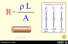 resistance in a wire resistivity resistance circuits phet 4 Wire Resistance Diagram resistance in a wire screenshot 4-Wire Resistance Potentiometer