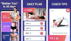 4 best apps to lose your belly fat fast