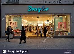 Douglas shop, Dusseldorf, Germany Stock Photo - Alamy