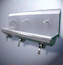 triple wall sinkstainless steel trough sink manufacturers stainless perth