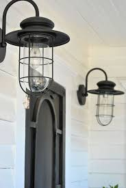 impressive outdoor lamps for porches 25 best ideas about front porch lights on porch