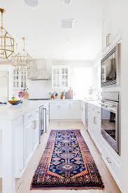 kitchen runners rug