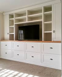 tv unit with storage. built-in entertainment : tv unit storage cabinet   designed and made by @ tv with