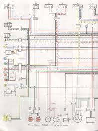 xj wiring diagram yamaha xj motorcycle forum