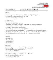 Resume Help Critique Polycount