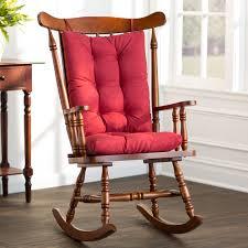 rocking chair cushions.  Cushions To Rocking Chair Cushions N