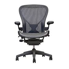 office chair design. Aeron® Posturefit Office Chair, Graphite From Herman Miller | YLiving Chair Design