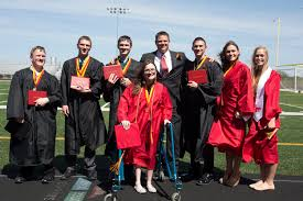 carlisle ia world s first surviving septuplets graduate high school in this sunday 22 2016 photo the mccaughey septuplets the world s