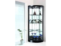 Black Corner Cabinet Ikea Hutch Curio Canada Alessandrosilvainfo