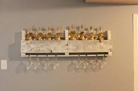 diy wine glass holder wine rack elegant wooden wine rack homes diy snowman wine glass candle