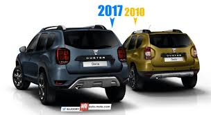 2018 renault duster. delighful 2018 2018 dacia duster 2018 renault duster rear three quarters rendering for renault duster 8