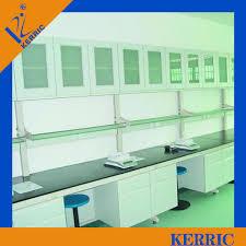 china lab overhead glass door cupboard