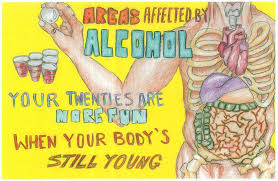 coalition works to curb teen drinking westport news this poster designed by a wilton student was a winner in positive directions