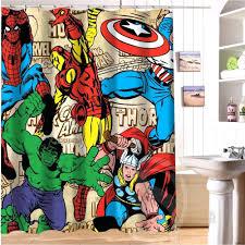 marvel area rug marvel heroes area rug custom deadpool anime marvel hulk 6 fabric modern shower curtain bathroom waterproof bath curtain lrm marvel