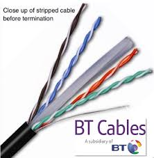 external cat6 network cable outdoor all
